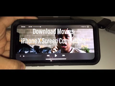 how-to-download-free-movies-compatible-with-iphone-x-screen