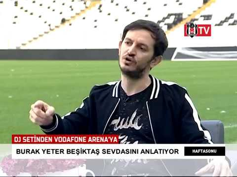 HAFTA SONU DJ BURAK YETER - HAZAL KALKAVAN - BJK TV