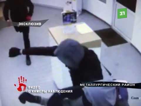 Задержаны налетчики на салон связи в Металлургическом районе Челябинска