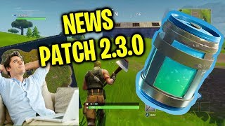 CORRIDA AUTOMATICA / VIRA VIRA (CHUG JUG) PATCH 2.3.0 - FORTNITE NEWS