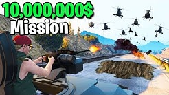 CASINO DLC  10,000,000$ Final Mission 💥🚁 GTA 5 Online Casino DLC