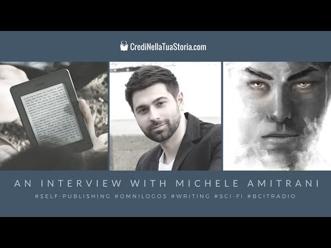 An Interview with Michele Amitrani (BCIT Radio Arts and Entertainment)