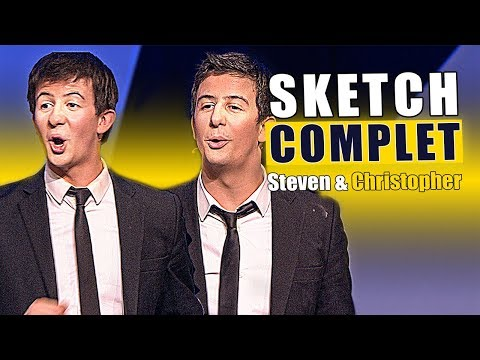 Steveen et chris ! SKETCH COMPLET