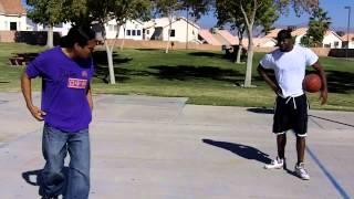 streetball od vs duccie ahat hoops