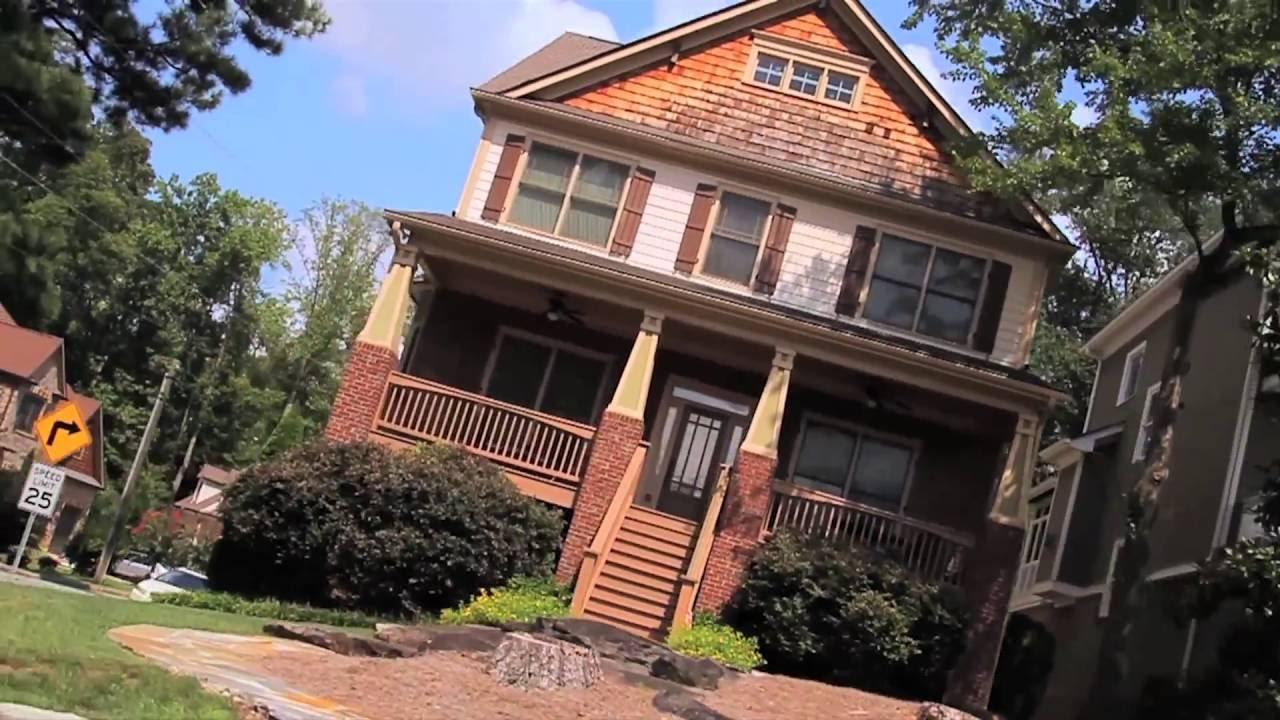 Brookhaven Neighborhood Tour | Maura Neill & Associates | Buy Sell Live  Atlanta