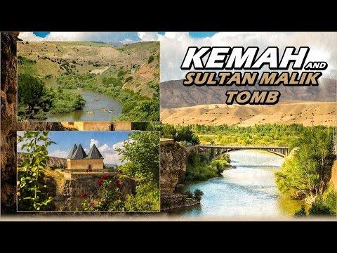 Kemah, Sultan Malik Tomb and Kemah Castle [Erzincan / Turkey]
