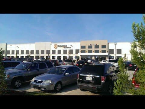 Tulsa In Talks To Land Amazon Distribution Center