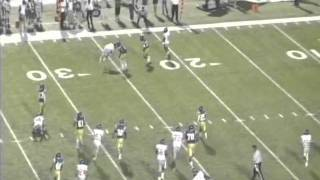 Tony Brown-Football Highlight Tape