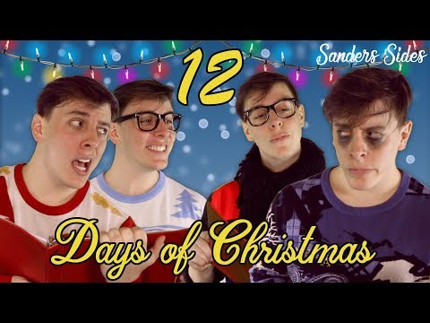 The Sanders Sides 12 DAYS OF CHRISTMAS!  Thomas Sanders