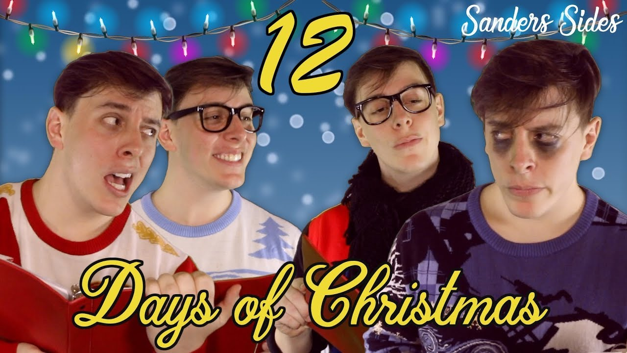The Sanders Sides 12 DAYS OF CHRISTMAS! | Sanders Sides