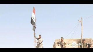 القوات العراقية المشتركة تحرر21 منطقة في جزيرة البغدادي