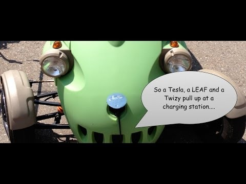 Thought of the Day: Electric Car Jokes (Nikki, April 24, 2014)