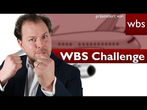 Challenge WBS: Geburt im Flugzeug + Live Stream | Rechtsanwalt Christian Solmecke