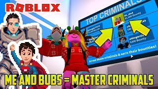 TRAIN ROBBERY FAIL ! Jailbreak de Roblox