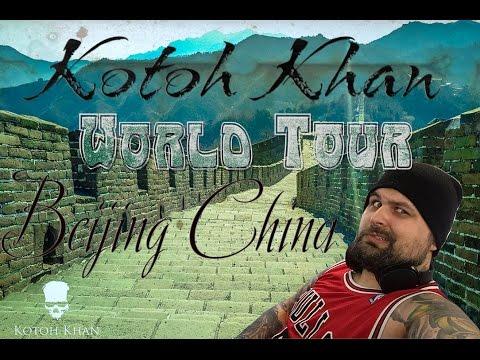 Beijing - China. World Tour
