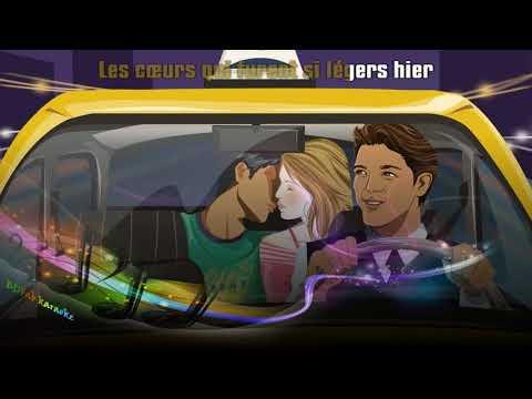 Les Cowboys Fringants - Entre deux taxis [BDFab karaoke]