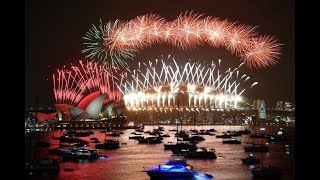 Happy New Year 2020 celebrations in Dubai cities around the world ring in 2020