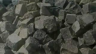 Изготовление гранитной брусчатки(, 2012-01-19T18:49:08.000Z)