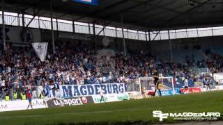 1. FC Magdeburg - Eintracht Braunschweig II - das goldene Tor uncut - www.sportfotos-md.de