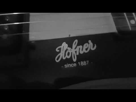 Hofner Travel Guitar - Lords Resistance Army - Bb Demo