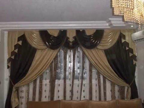 Nounou 39 d coration rideaux modernes youtube - Rideaux pour salon moderne ...