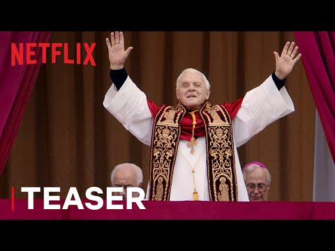 Netflix Debut First Trailer for Fernando Meirelles' 'The Two Popes'