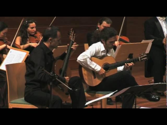 Vivaldi, Concerto in G Major - I mov. allegro