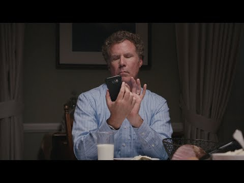 Device Free Dinner with Will Ferrell