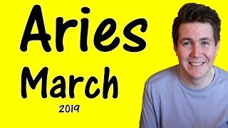 Aries March 2019 Horoscope | Gregory Scott Astrology