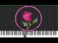 Prologue Beauty And The Beast Piano Tutorial Synthesia Nadav Schneider mp3