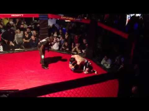 Tony way fight ICF Taboo MMA
