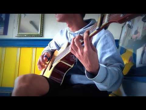 Patch Quiwa - Just sayin (Fingerstyle)