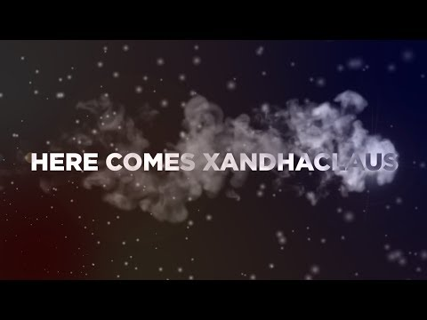 Here Comes XandHaClaus By Kezr