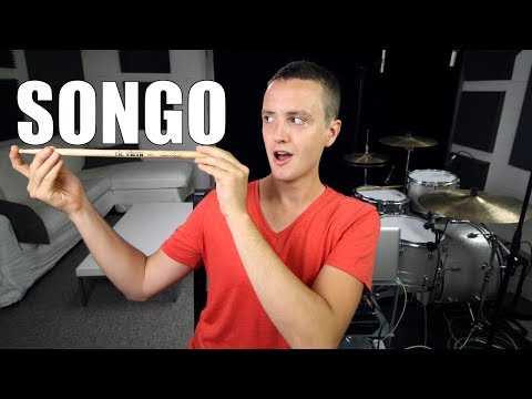 Songo (Latin Groove) - Daily Drum Lesson