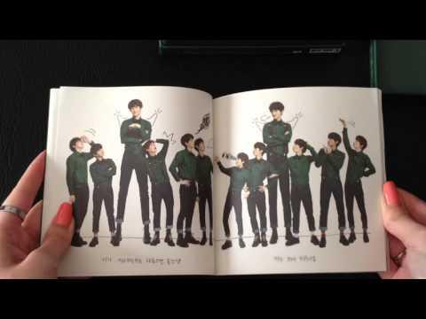 [Unboxing] EXO Special Album - Miracles In December (Korean Ver)