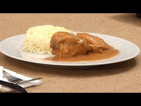 """W-FOOD - Gine-Bissau Usulü Fıstık Ezmeli Tavuk """"Caldo de Mancara"""""""