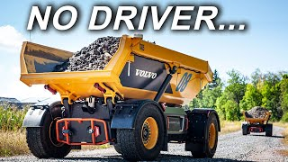 Volvo's GENIUS PLAN To Electrify Construction Vehicles