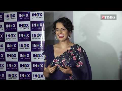 Manikarnika | Kangana Ranaut lashed out at Bollywood for not supporting her movie