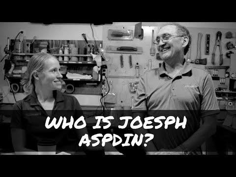 Who Is Joesph Aspdin? - Vlog #91