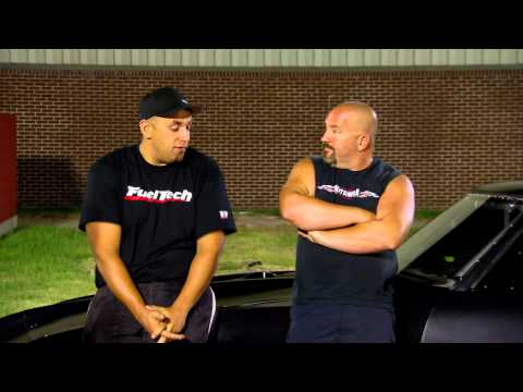 Street Outlaws Deleted Scene - Chuck and Chief Fight
