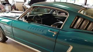 1965 Ford Mustang Fastback Walk Around