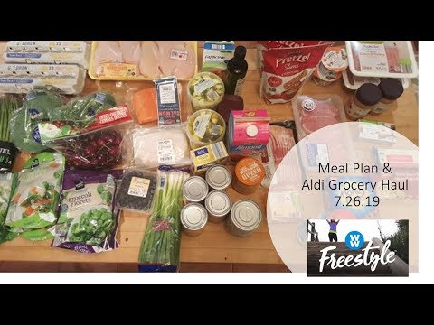 meal-plan-&-aldi-grocery-haul-7.26.19-|-ww-freestyle