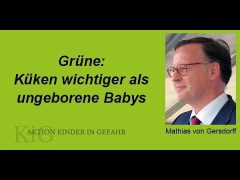 Renate Künast: Ungeschlüpfte Küken spüren Schmerzen/Grüne: Abtreibung bis zum 9. Monat legalisieren