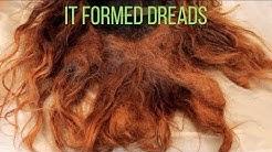 Detangling A Wig That Has Dreaded | Wig Restoration