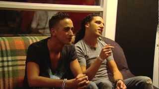 Dennie Christian zingt Uit Elkaar voor Yes-R - ABOVT 1