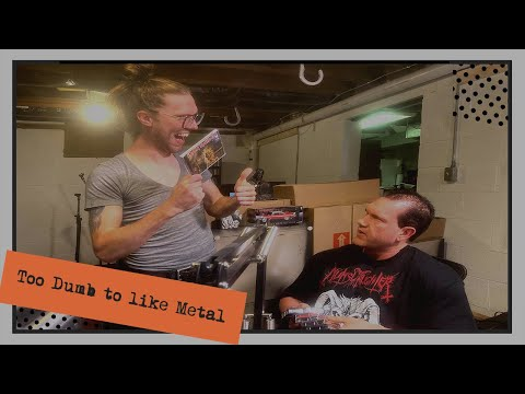 Too Dumb to like Metal | HELLCAST Metal Podcast Episode 114