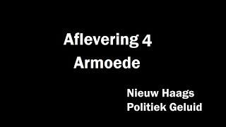 Nieuw Haags Politiek Geluid: Af 4 Armoede