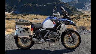Promotor Mega Motortreffen 2019; BMW motorbike R1250 HP GSA #bmwtravelmonkey #