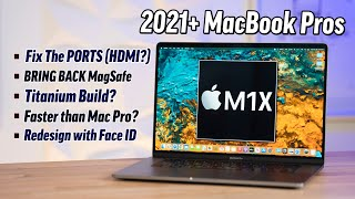 The FUTURE of the MacBook Pro! (Apple is going ALL OUT)