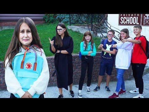 Еву выгоняют из школы! Друзья больше не верят ей!
